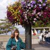 Waterfront: Christa am Alaskan Way